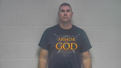 Hardin County man booked related to raid at Capitol