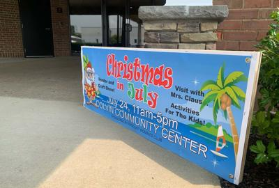 Christmas coming Saturday to Radcliff