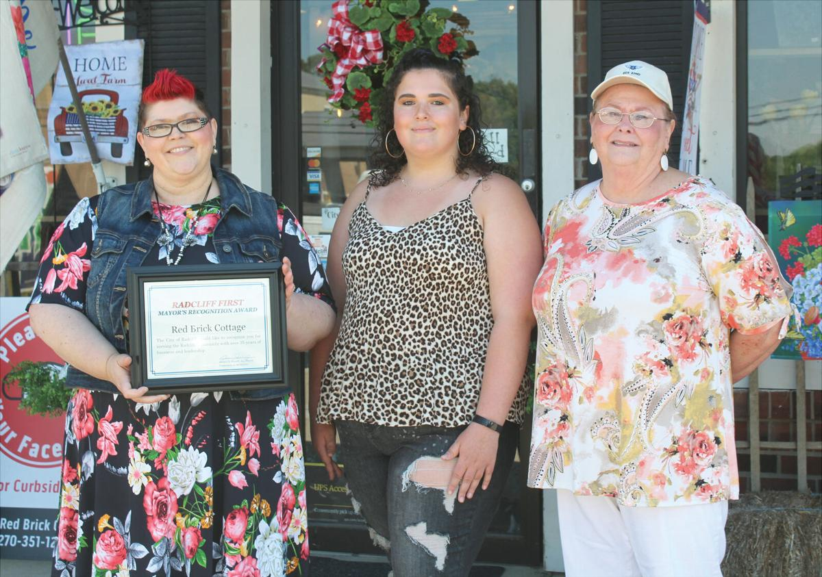Radcliff business celebrates 35 years of change, success