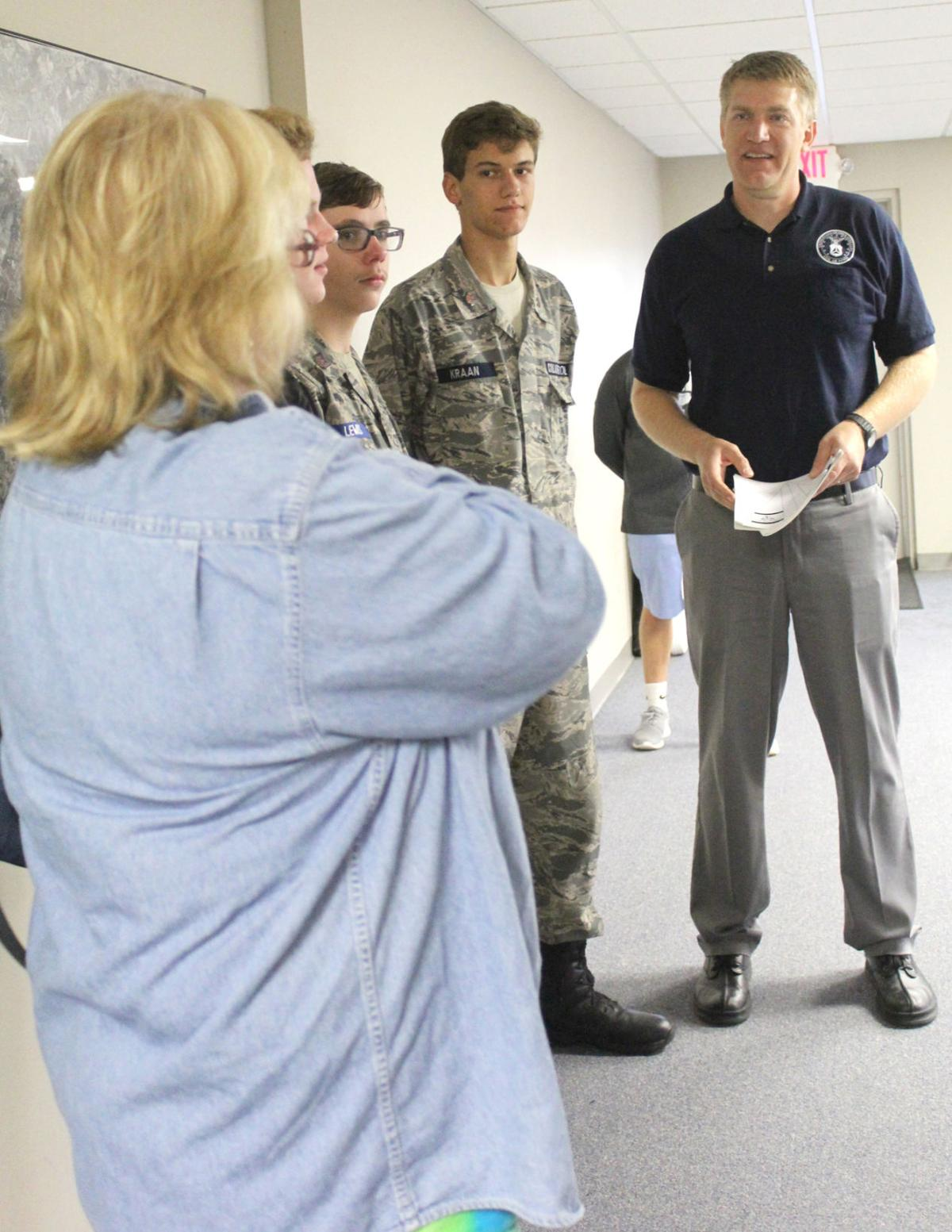 Civil Air Patrol offers youth the opportunity to learn, grow