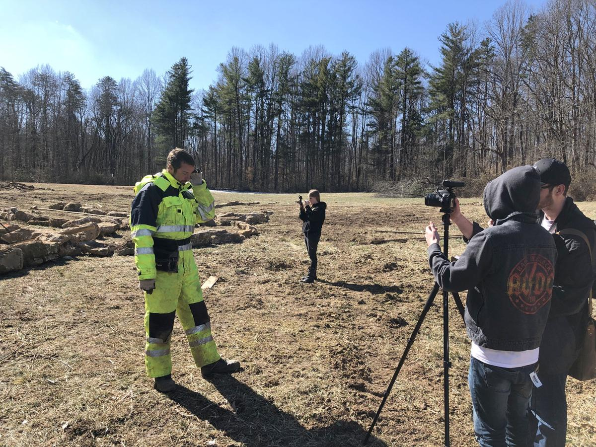 Students create news segment for PBS