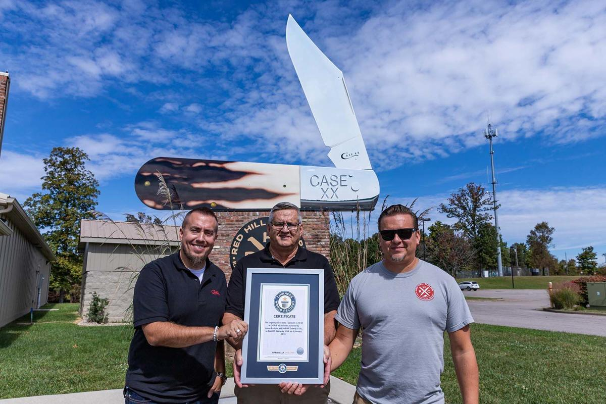 Guinness confirms world record in Radcliff