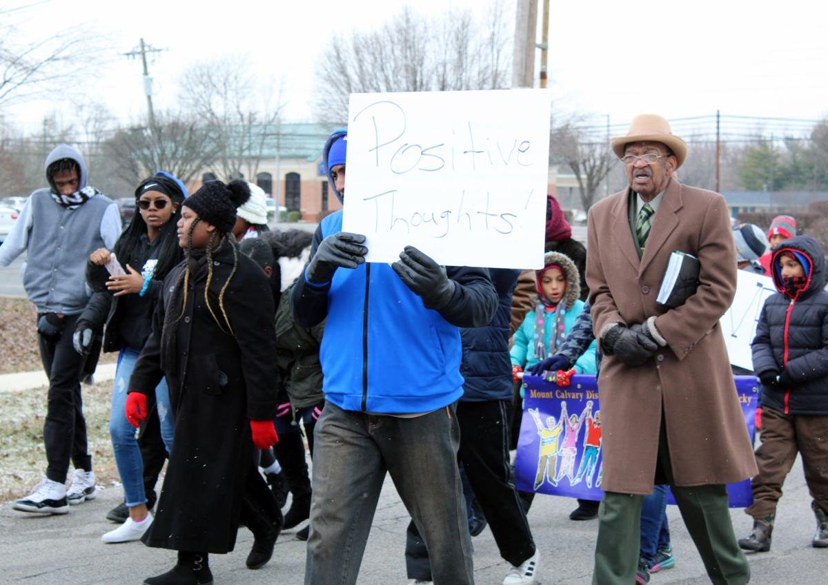 Annual celebration gets community marching