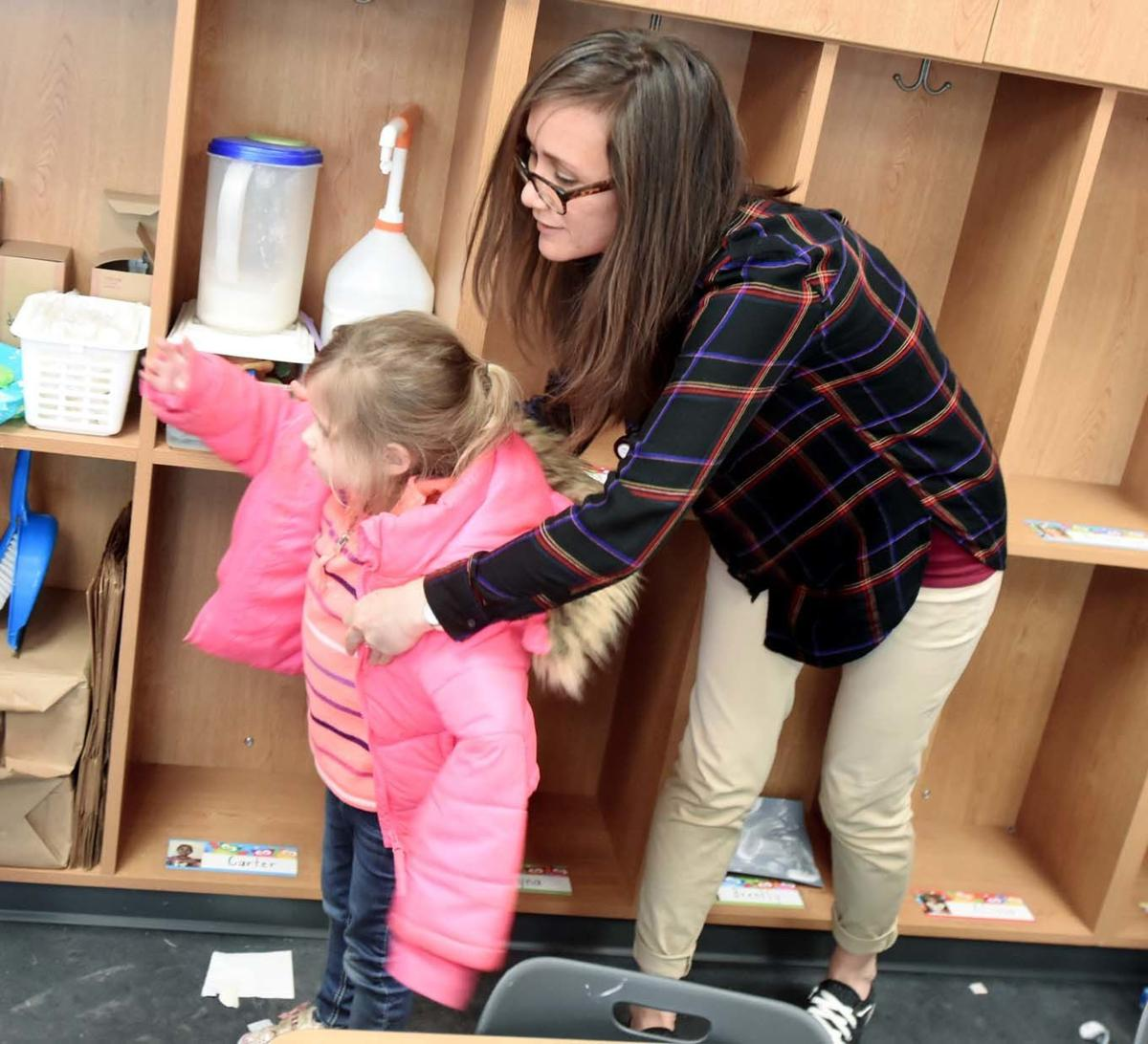 Preschools face budget cuts