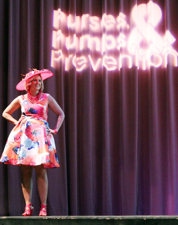 Cancer survivors give back at event