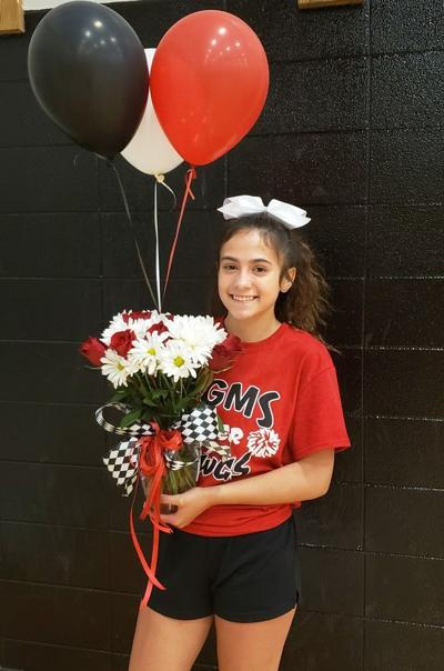Cheerleader of the Month