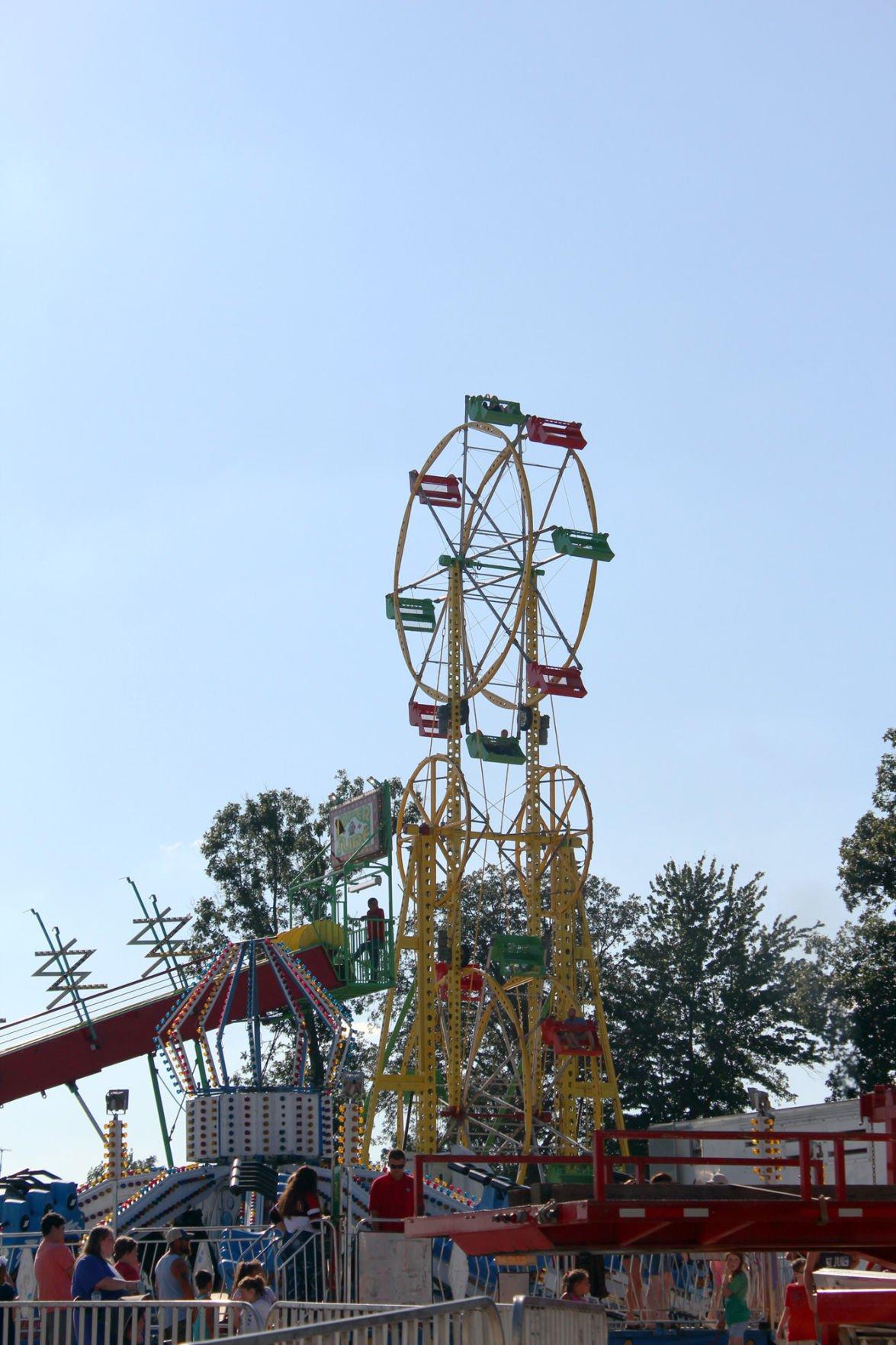 Fair hailed as success despite heat