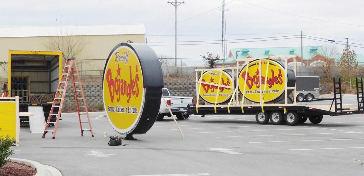 Economic hits: Bojangles', Speedway close in Radcliff