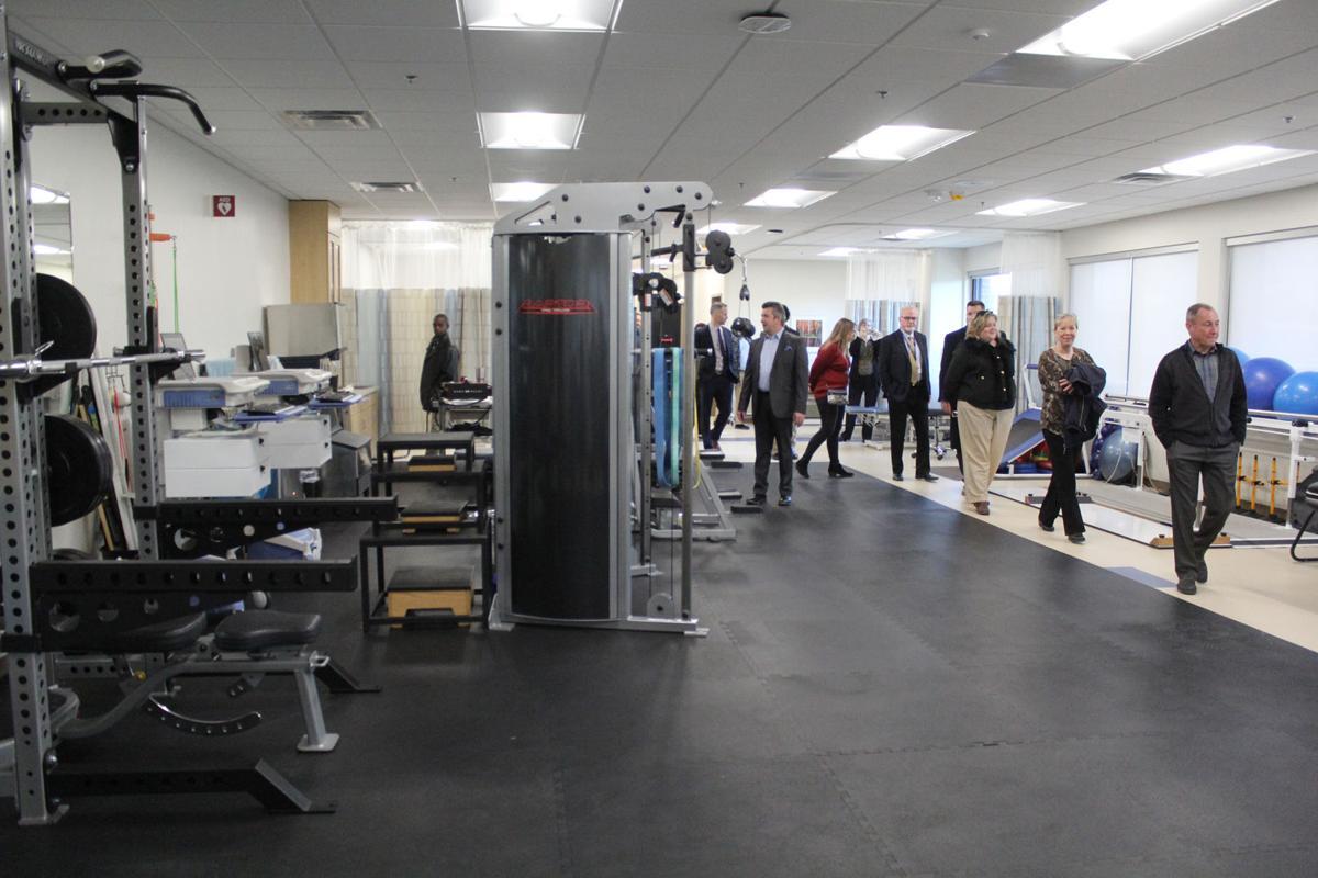 Ireland Army Health Clinic touts 'monumental upgrade'