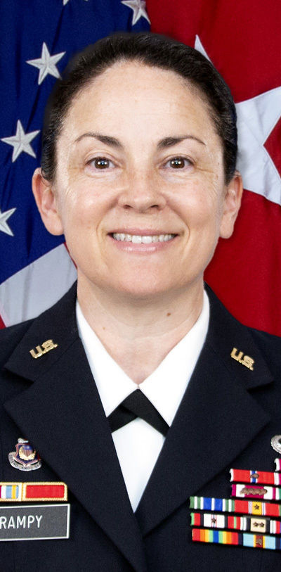 Brig. Gen. Rampy made 62nd Adjutant General of Army at Fort Knox ceremony