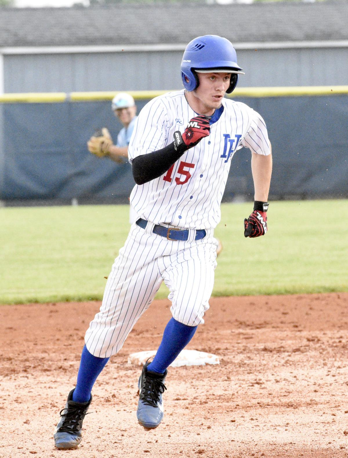 BASEBALL CO-PLAYERS OF THE YEAR: North Hardin teammates share honors