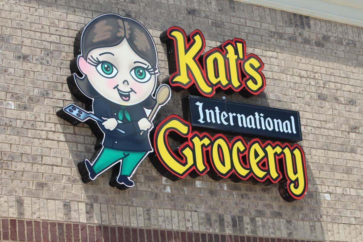 Grocery store emphasizes all nations and all diets
