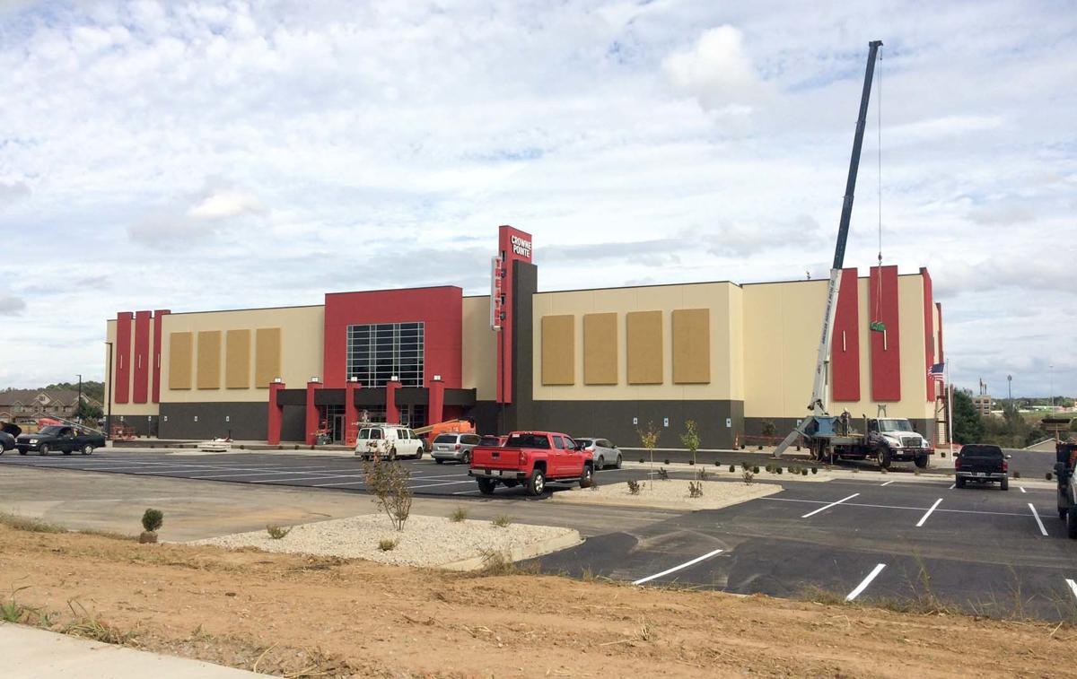 New movie theater to open doors next week