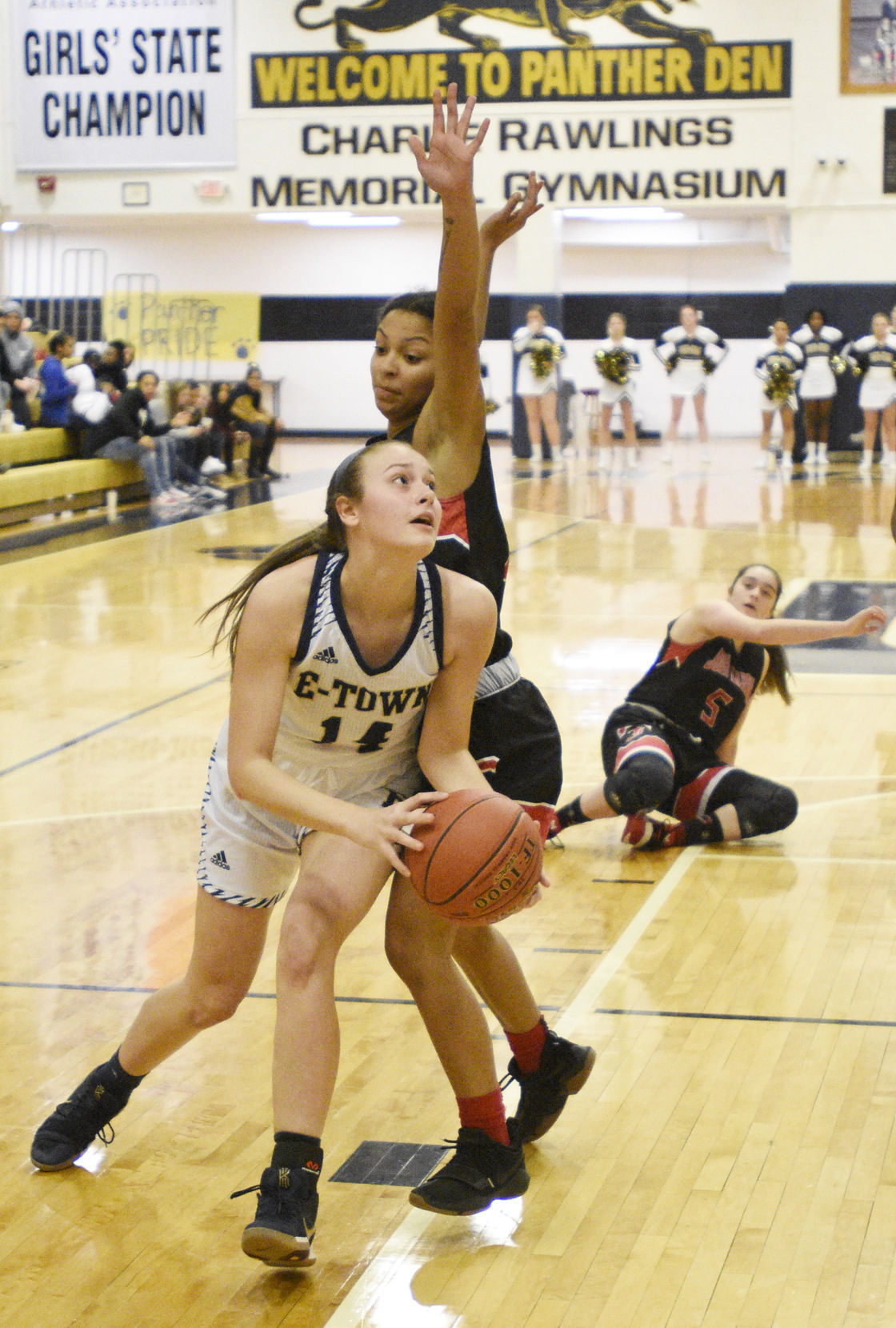 ORDER ON THE COURT: Elizabethtown Girls: 'This team could be special'