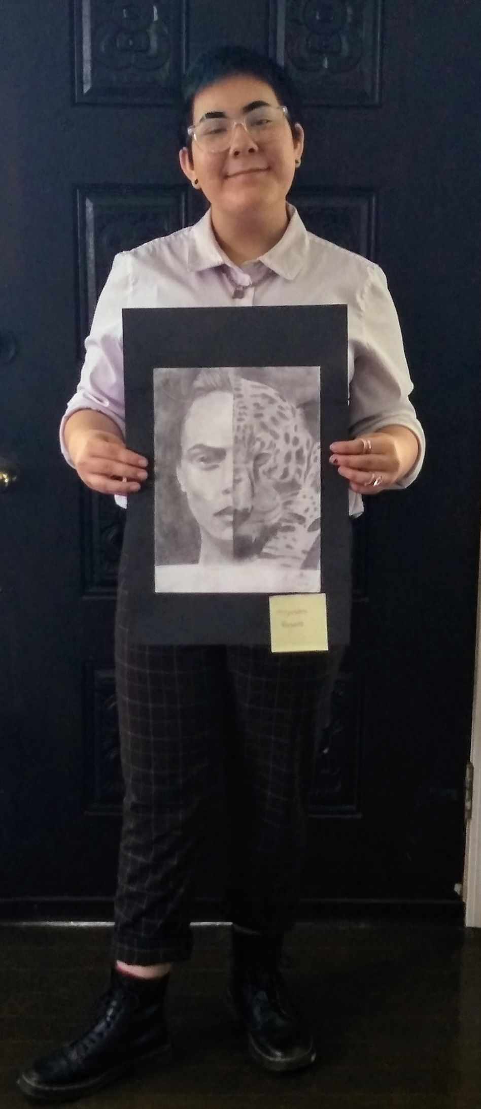 Woman's Club hosts student art contest