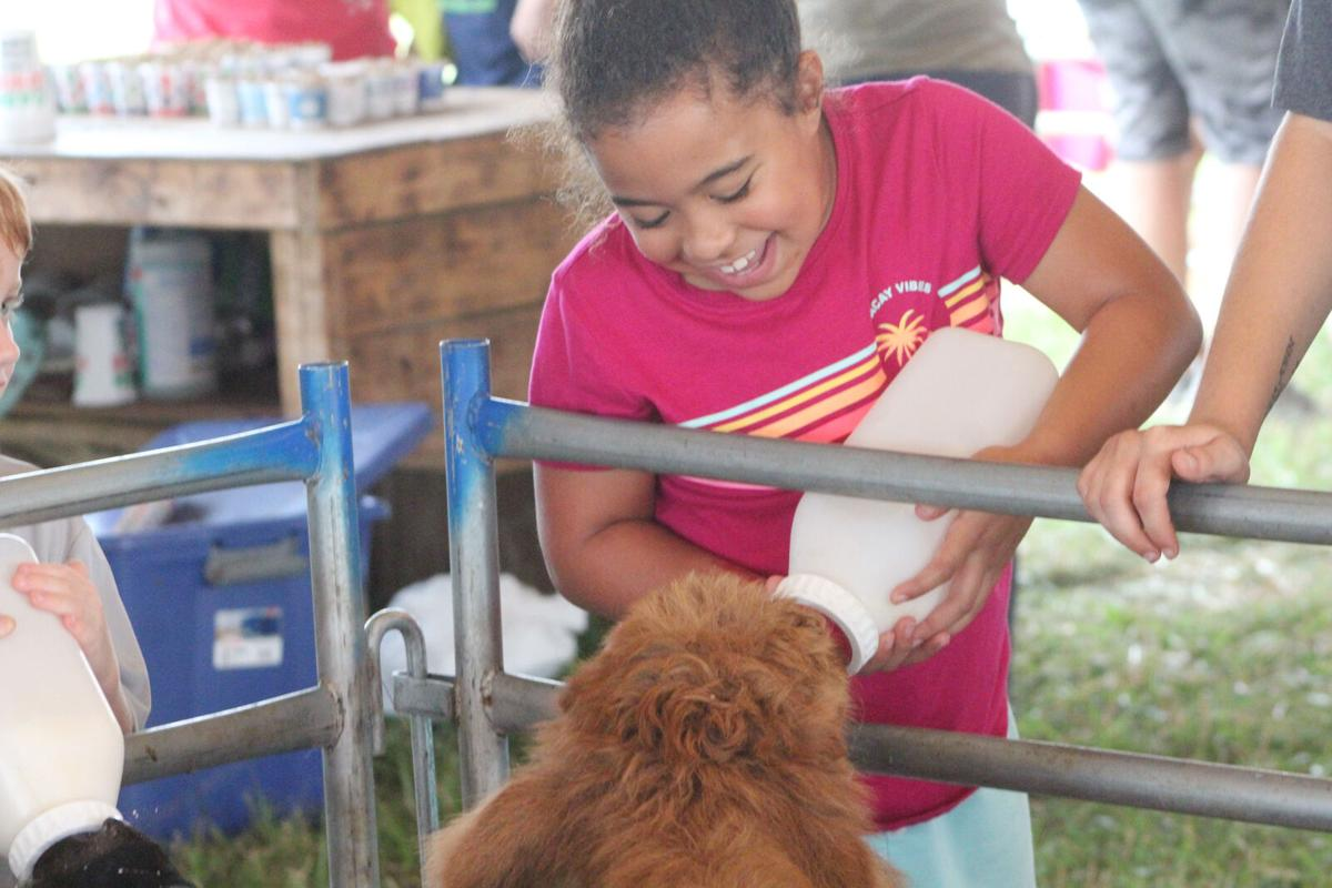 Attendees and vendors excited by return of fair
