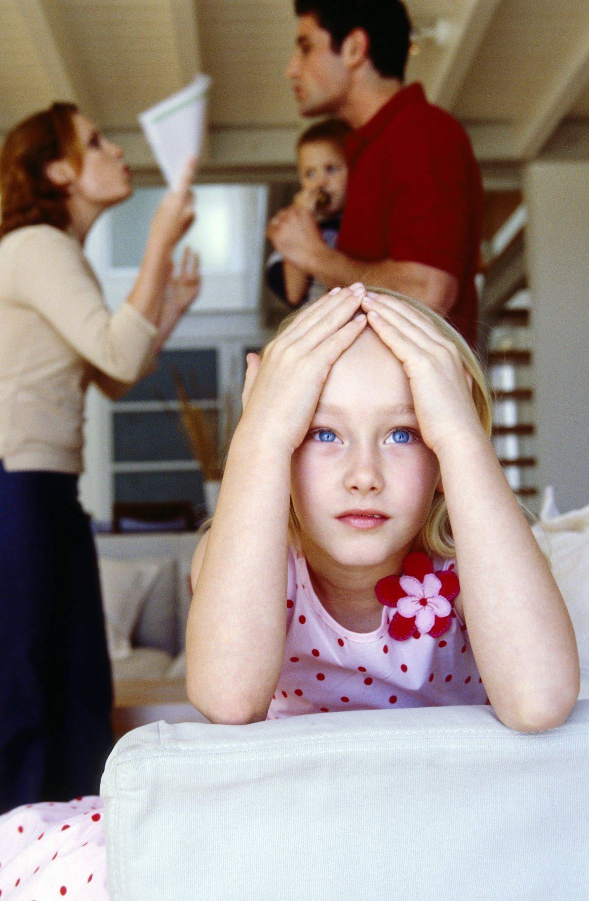 Family: Stress in families varies, but there are ways to cope