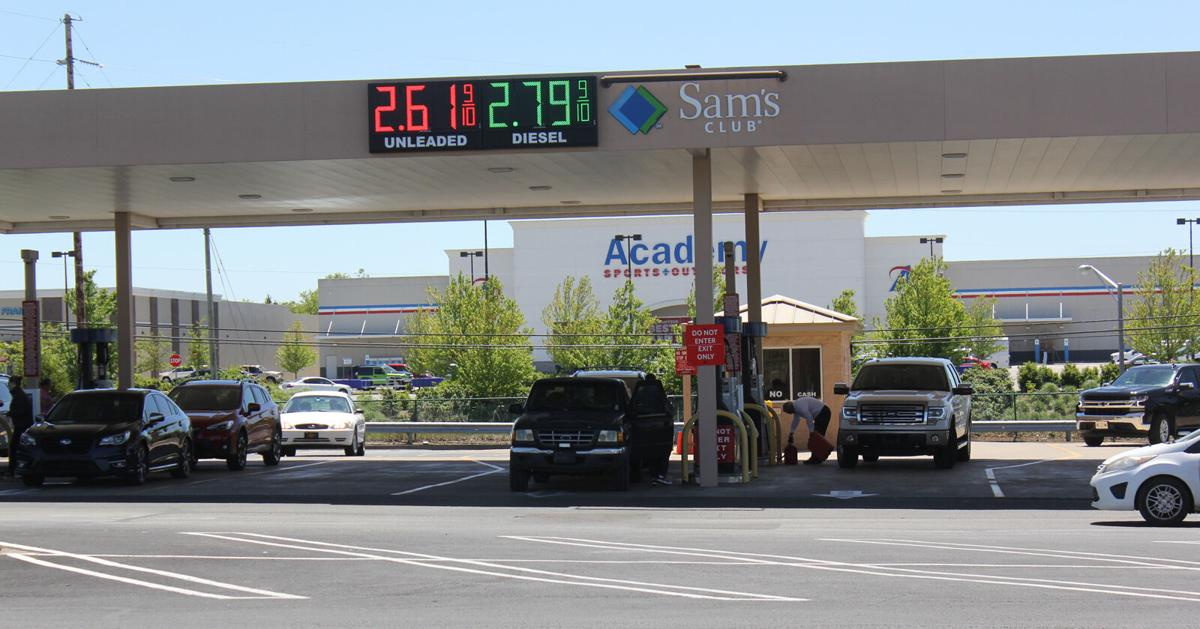 Officials advise people not to panic-buy gas
