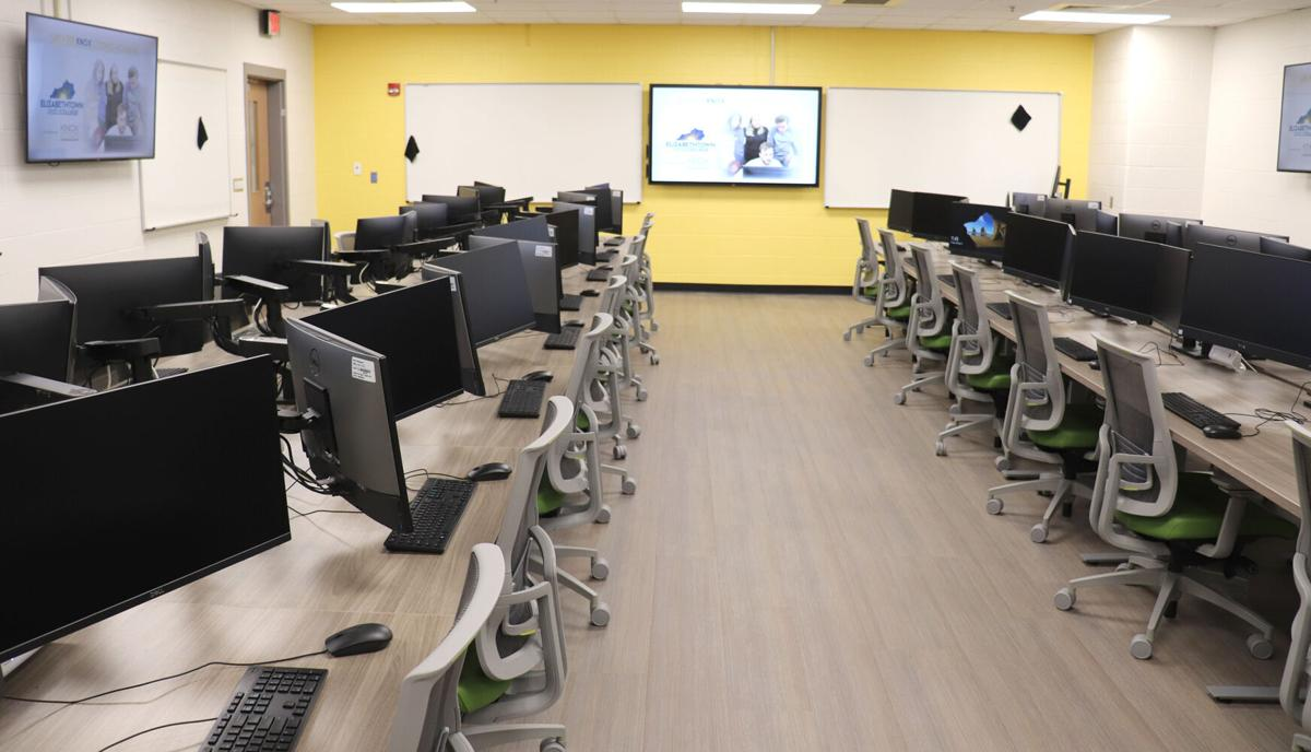 Coding academy opens new computer lab