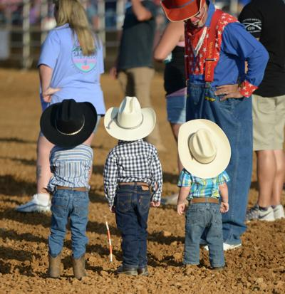Rodeo set for this weekend at fairgrounds
