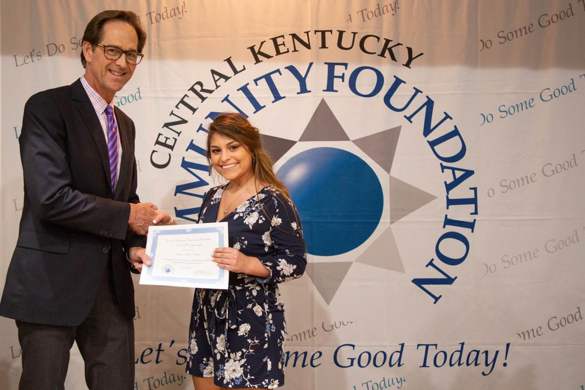 Area students receive Central Kentucky Community Foundation Scholarships for ECTC