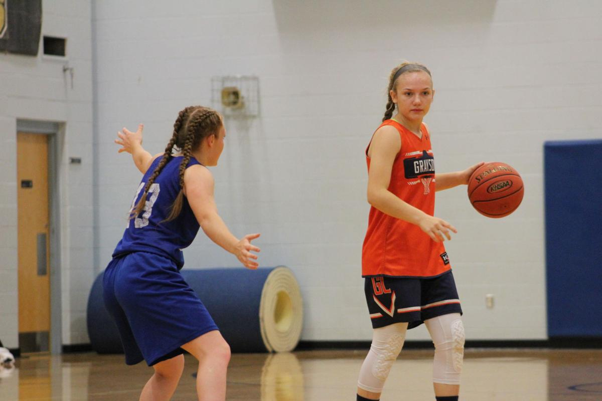 GIRLS' BASKETBALL: Lady Cougars return strong contingent