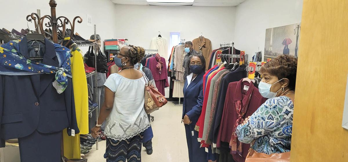 Clothes closet returns with reorganization, restructuring
