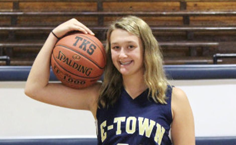 Eighth-grader knows life is more than basketball