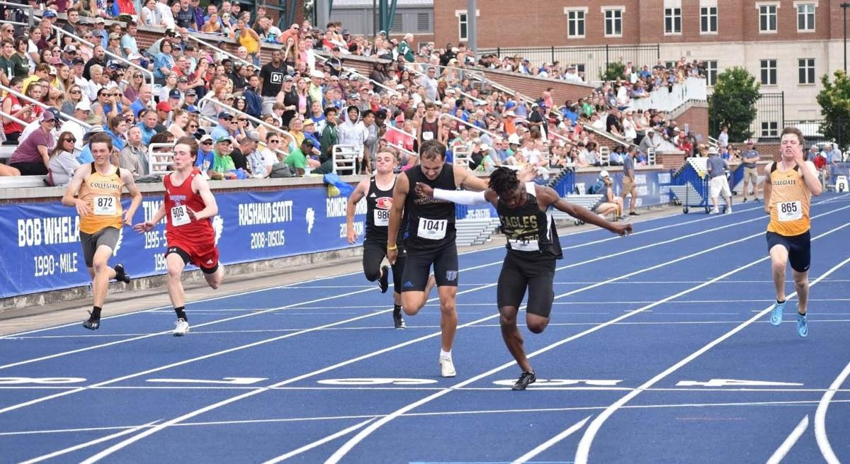 CLASS A STATE TRACK: Fort Knox posts first-place finishes
