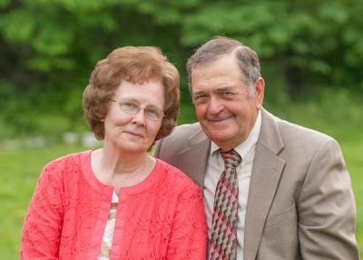 Logsdons celebrate 50th wedding anniversary
