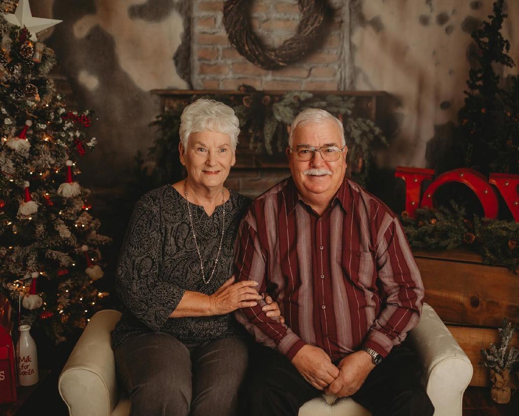 Joneses celebrate 50th wedding anniversary