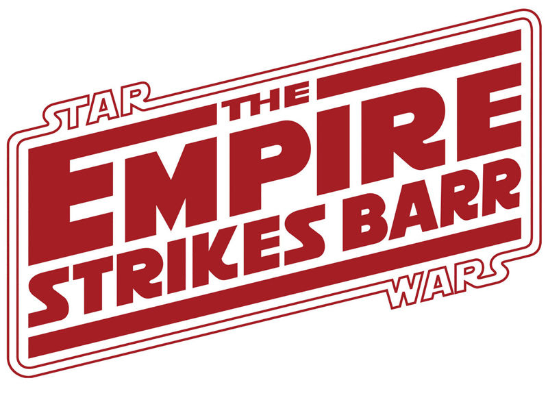 The Empire Strikes Barr