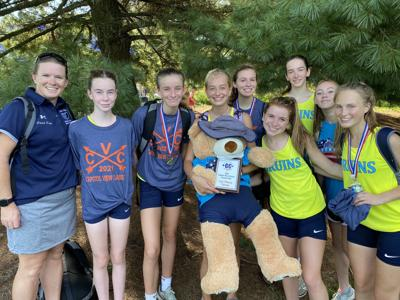 CROSS COUNTRY ROUNDUP: Central posts first-place finishes at Capitol View Classic