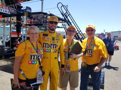 NASCAR: McDowell family living in the fast lane