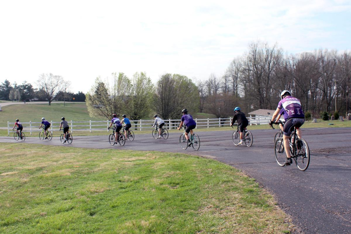 WKU fraternity brothers ride for Alzheimer's research