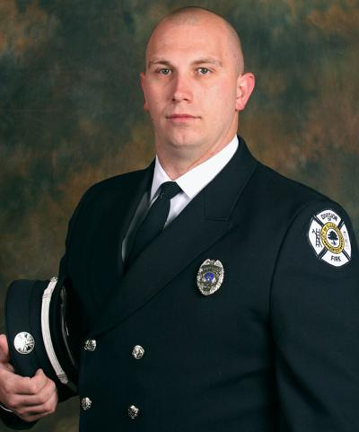 On his way to work, firefighter makes lifesaving rescue