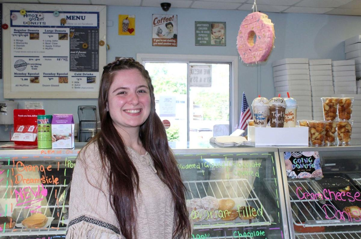 Spreading positivity with doughnuts