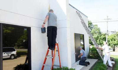 Changing the exterior