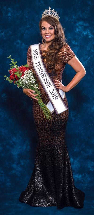 Returning to the pageant circuit, Paige Botts wins Mrs. Tennessee title