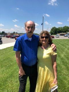 Campbells celebrate 48th wedding anniversary