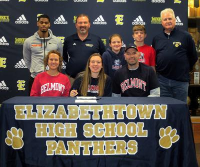 GIRLS' PREP BASKETBALL: E'town's Hay signs with Belmont