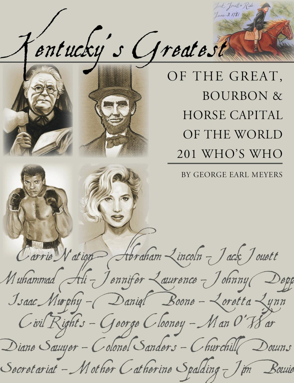 Meyers releases book on Kentucky history