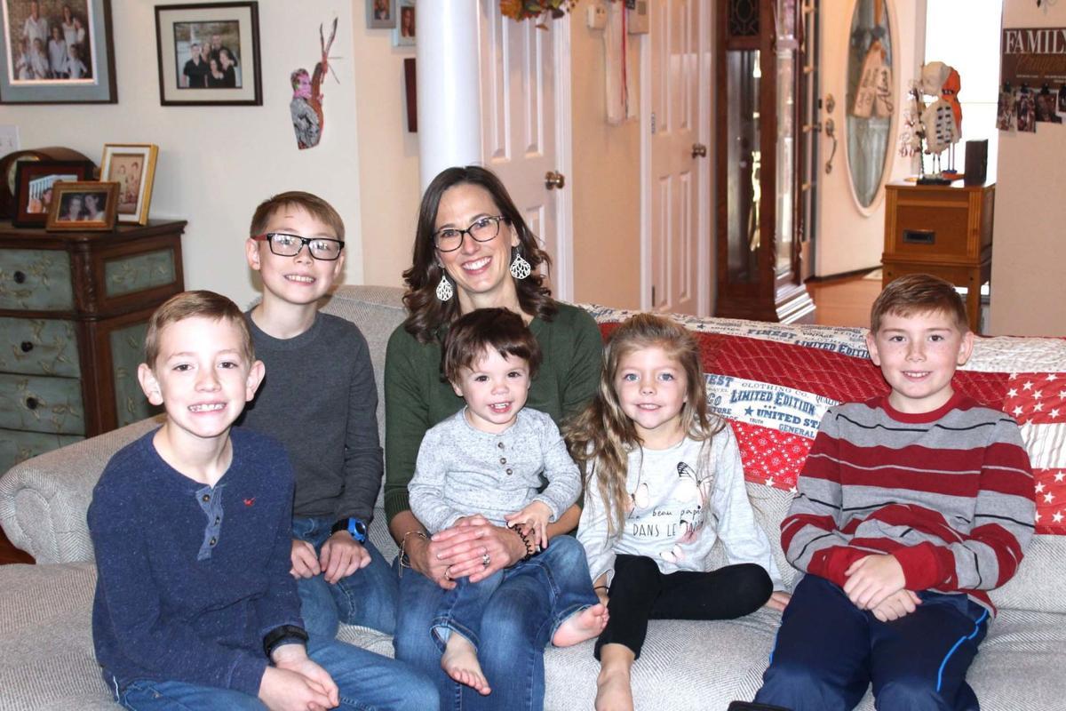 Mom shares adoption story
