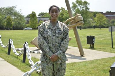 Radcliff native supports U.S. Navy Largest Training Center