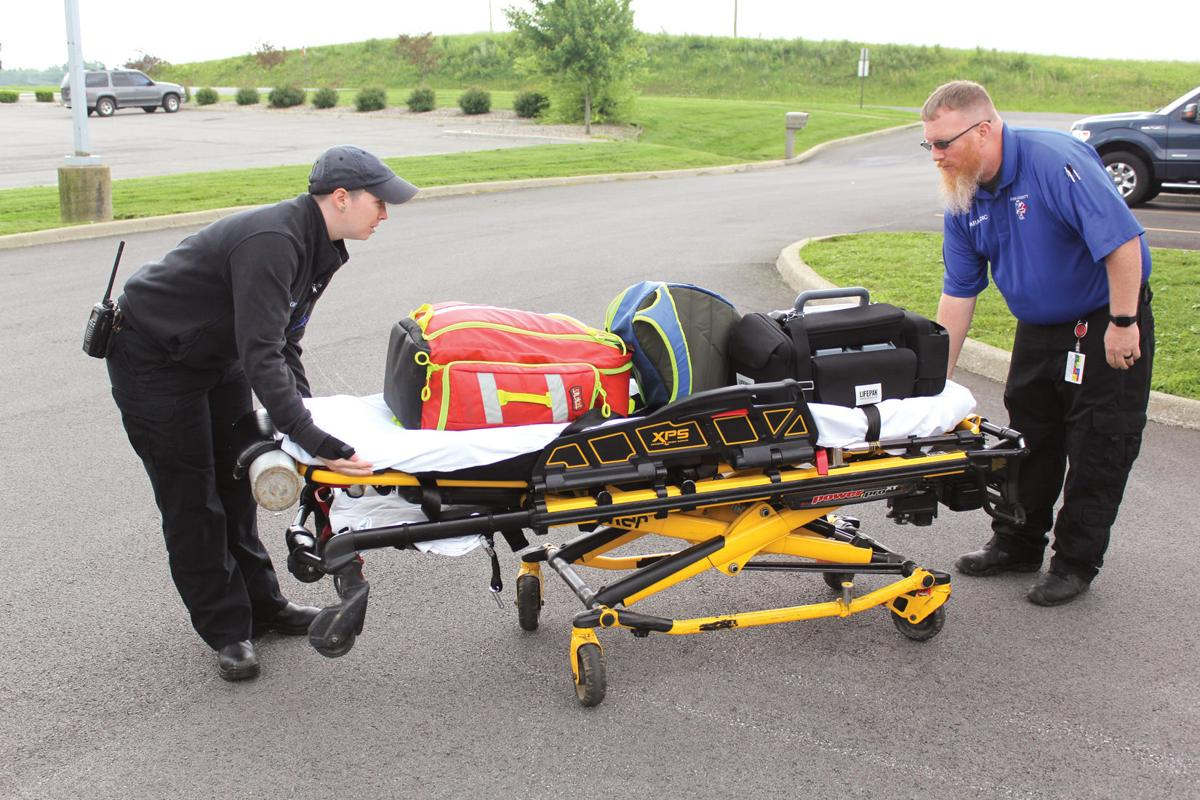 It's national EMS week: tools, care improve over years