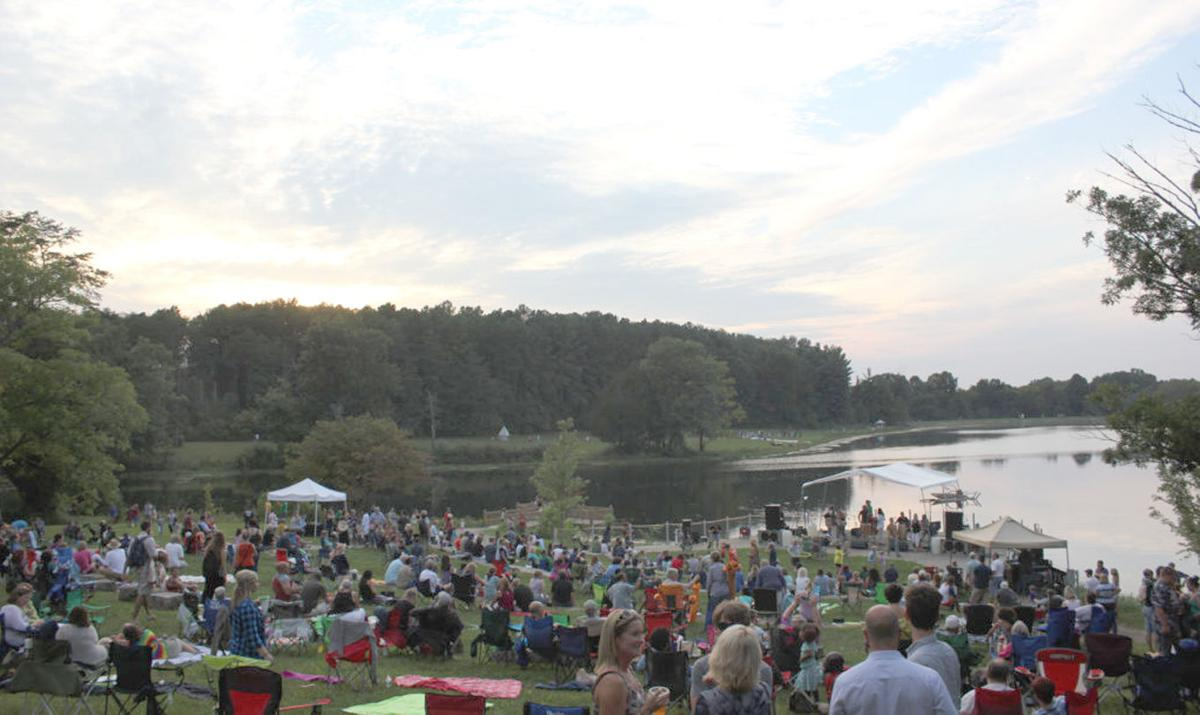 Bernheim connects nature, art, science through annual event