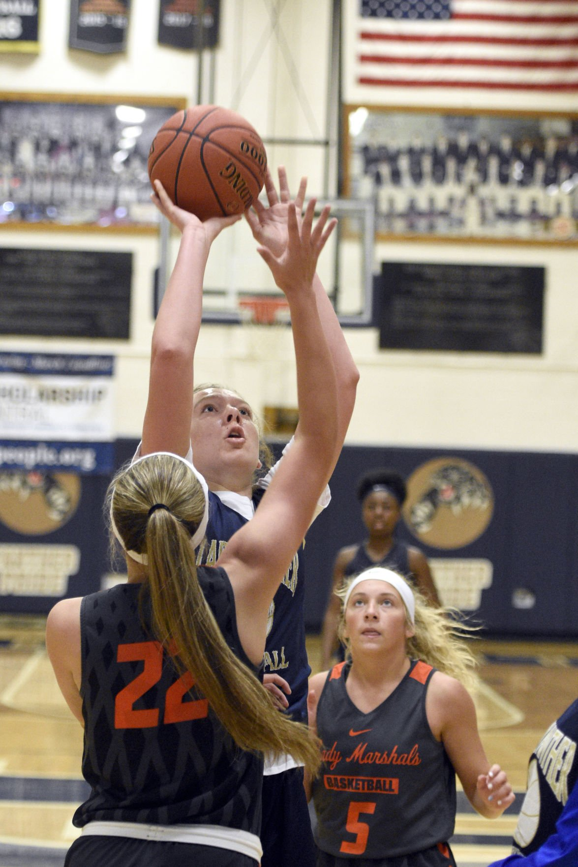 GIRLS' BASKETBALL: E'town has a new look