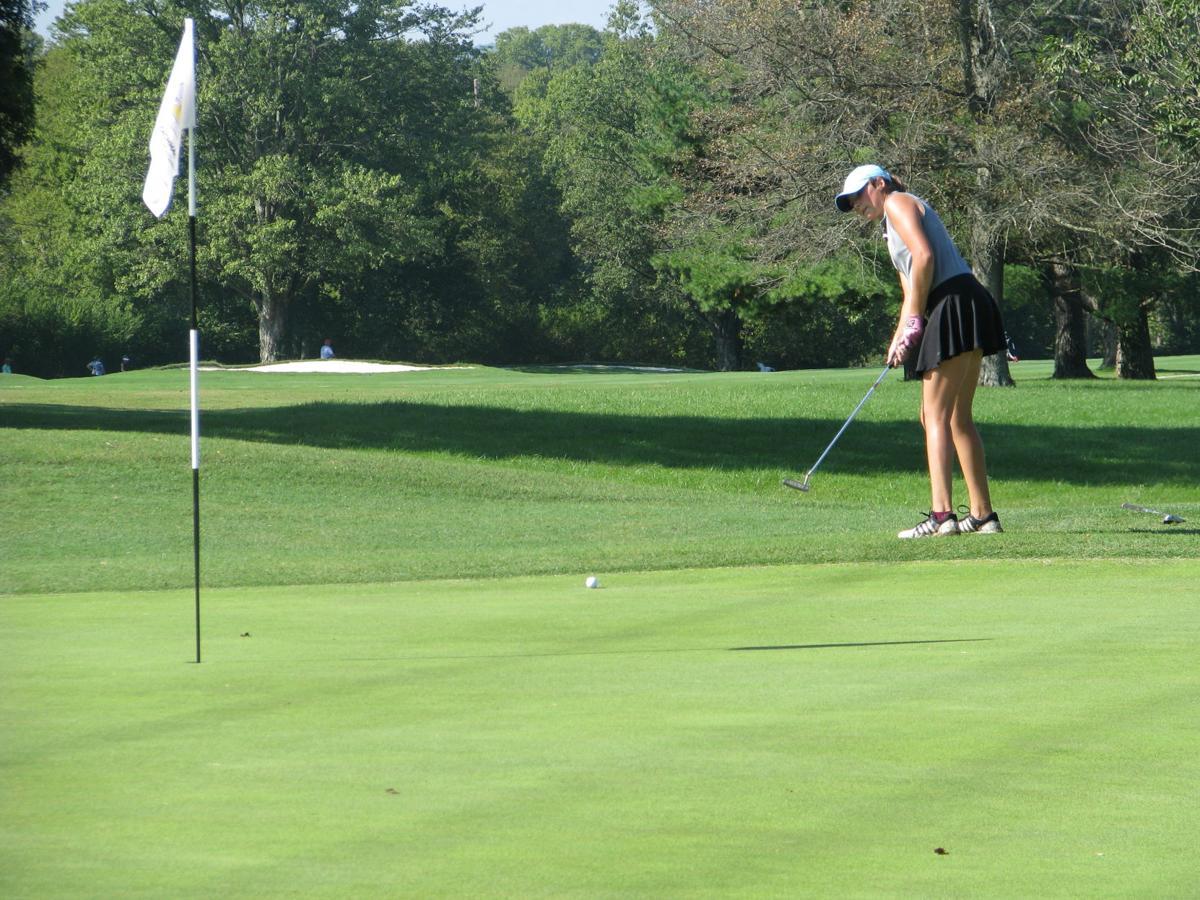 Girls Prep Golf Lady Trojans Finish 9th Sports