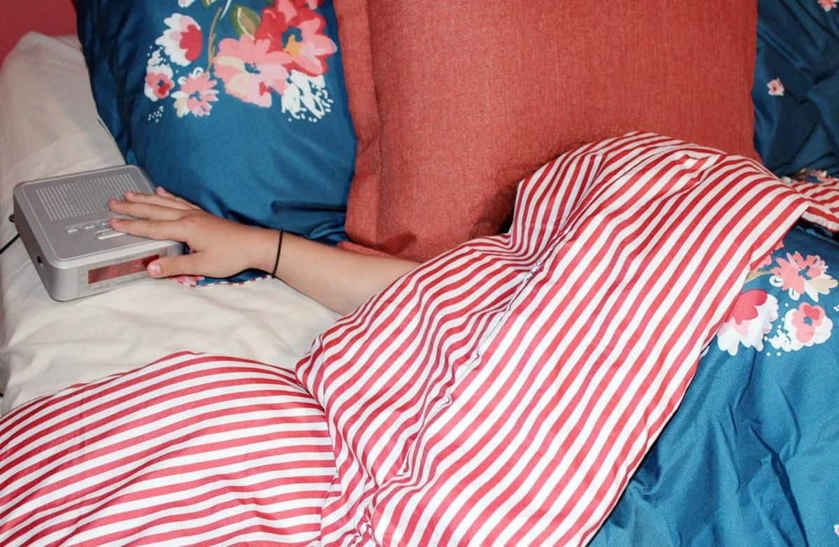 Consistent sleep patterns key to back-to-school routine