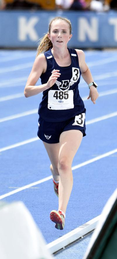 ALL-AREA TRACK GIRLS' ATHLETE OF THE YEAR: Been had a great career